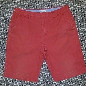 J. Crew chino shorts - size 33